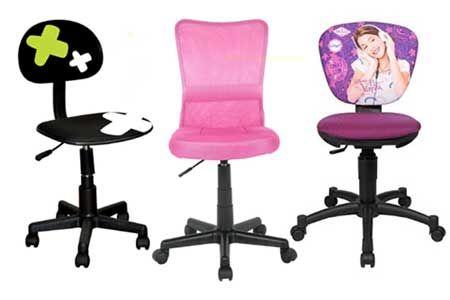 Pour Mobilier Chaise Design Bureau De Fille Nk80wOXnP