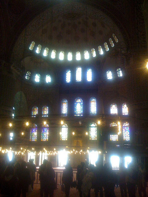 blue mosque, Istanbul, Turkiye