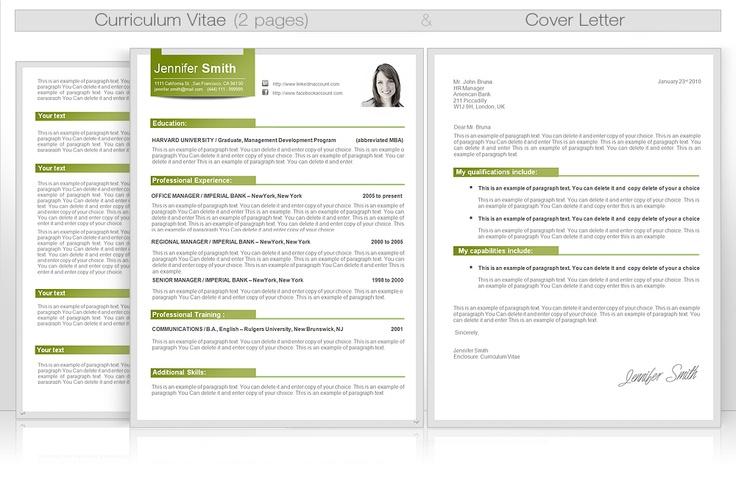 Resume Template - 110190 CV Templates Pinterest Cv template - resume templates apple
