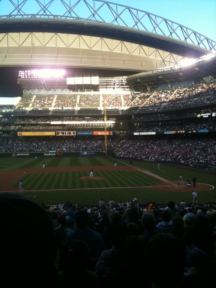 Seattle Mariners Game