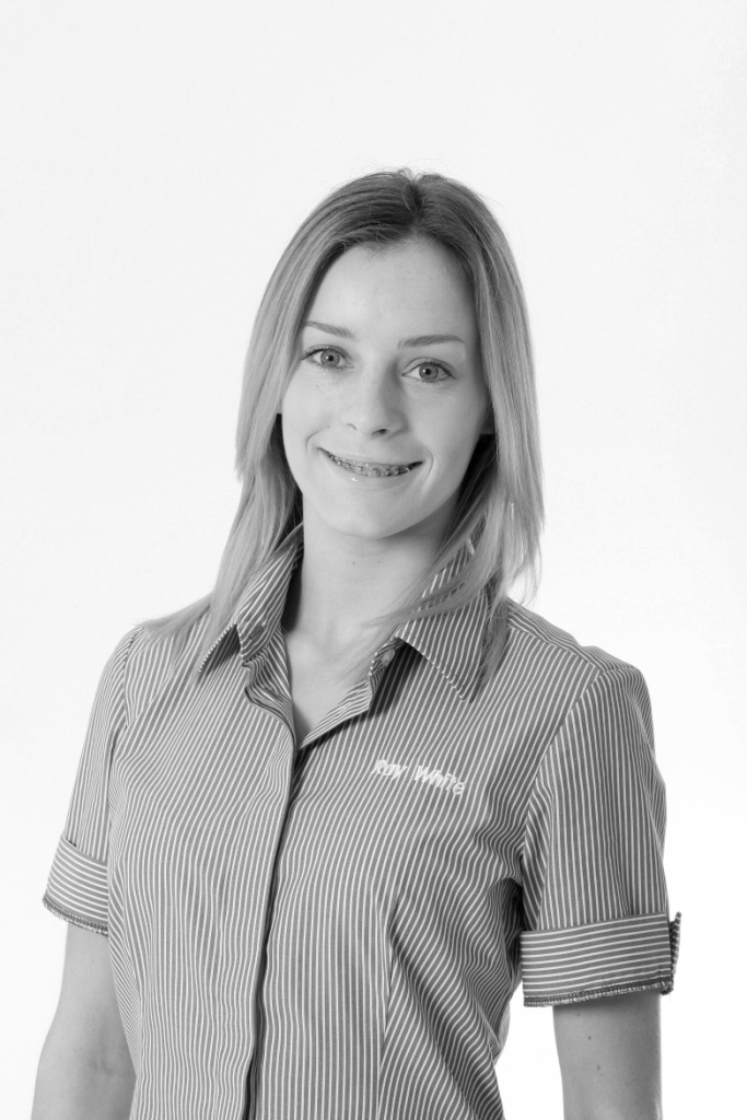 Olivia Kerr, Receptionist & Marketing