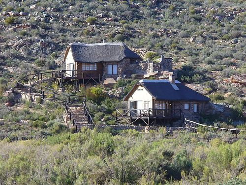 View of Lodge at Aquila Private Game Reserve. Quote & Book:http://www.south-african-hotels.com/