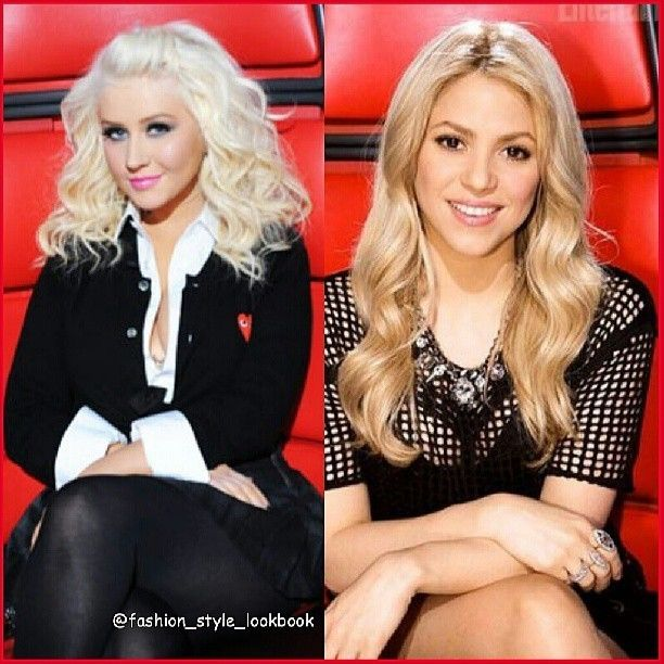 BREAKIN NEWS-CHRISTINA AGULIERA will officially reclaim her spinning judge's chair on the next season of THE VOICE forcing out freshman mentor SHAKIRA in the process.Both Aguilera and Green have been expected to return for the next season.What do you think? Are you glad Aguilera's on her way back to THE VOICE ? Or would you rather prefer Shakira and Usher to stick around as permanent replacements?#thevoice #shakira #adamlevine #blakeshelton #usher #christinaaguilera  #fashion #instafashion…