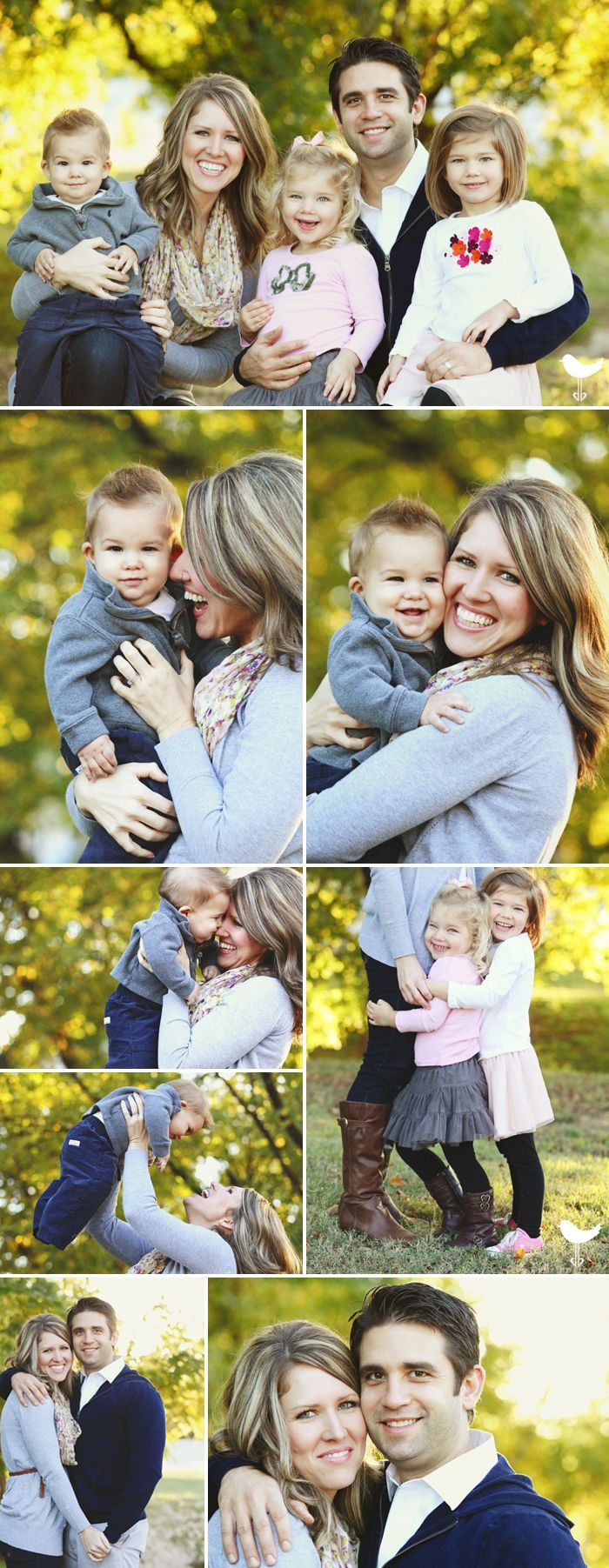Outdoor family photography. Autumn. Family of five. Dallas lifestyle photographer. TheLoveDoves