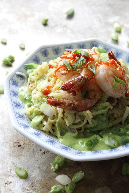 Stir-Fried Shrimp With Rice Noodles Recipes — Dishmaps