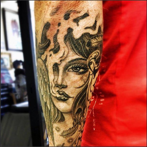 Pics Photos - Chola Girl Tattoo