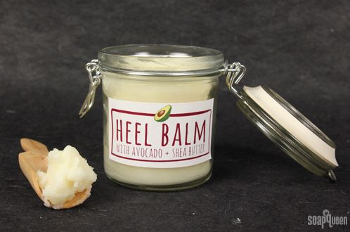 For tired and cracked heels, this moisturizing Heel Butter will freshen up your feet in no time. The secret ingredient is the Cera Bellina Wax, which gives the balm a smooth and luxurious texture. It also contains a number of skin loving oils and butters, including Shea Butter, Castor Oil, Cocoa Butter, Avocado Oil and Fractionated …