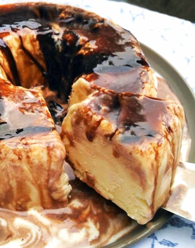 Torta de sorvete ou Sorvetão caseiro