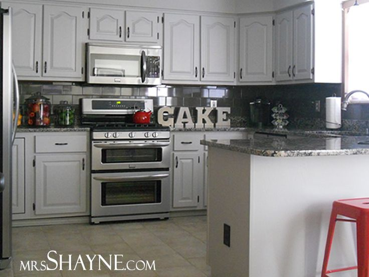 MrsShayne com Kitchen Remodel It's Finished (Before & After Picture