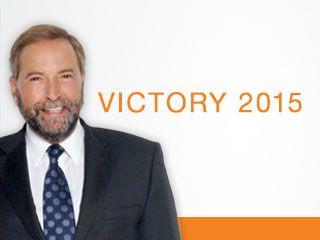 Tom Mulcair NDP