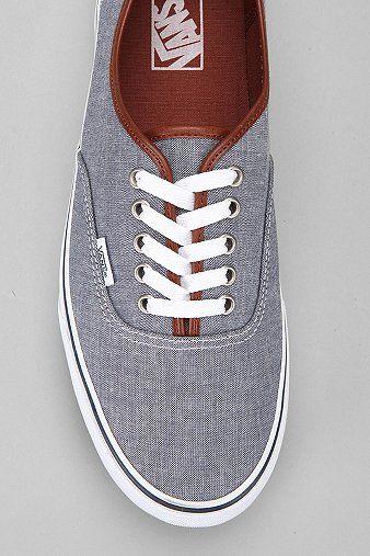 Vans Authentic Chambray Sneaker