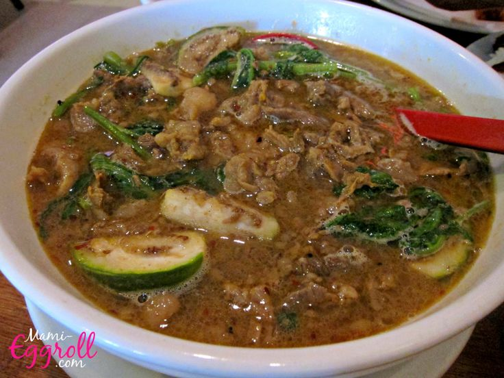 69 best cambodian food images on pinterest cambodian food cambodian food recipe dishes som la ma chu kroeung cambodian rural soup dish with forumfinder Choice Image