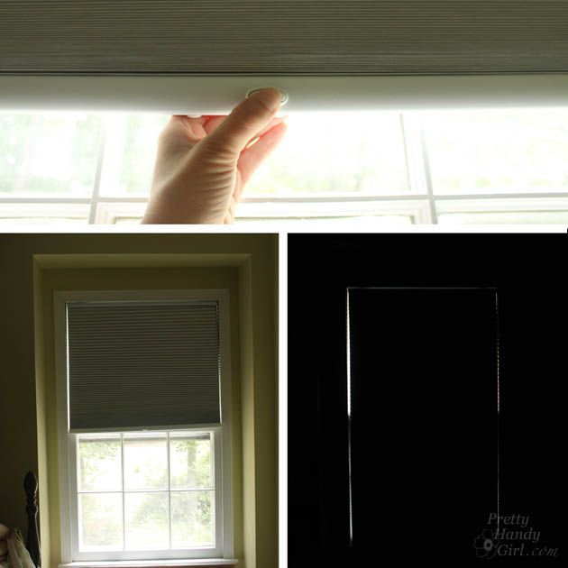 Install Your Own Room Darkening Shades | Pretty Handy Girl