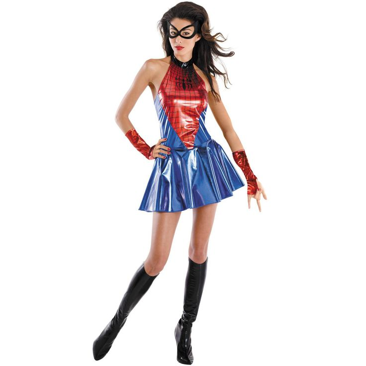 Spider Girl Del Md 8-10