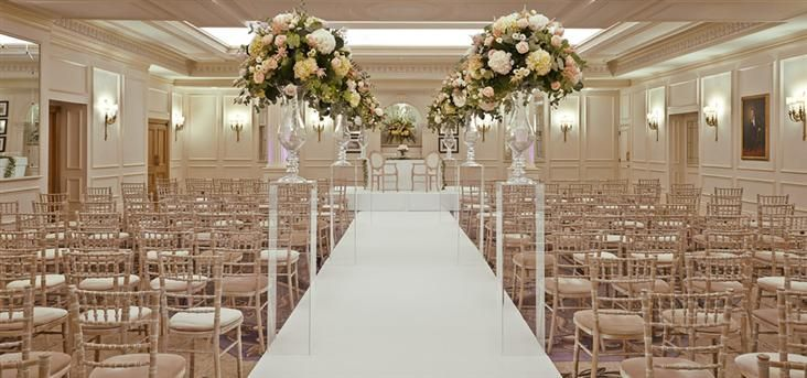 The Savoy - luxury wedding venue