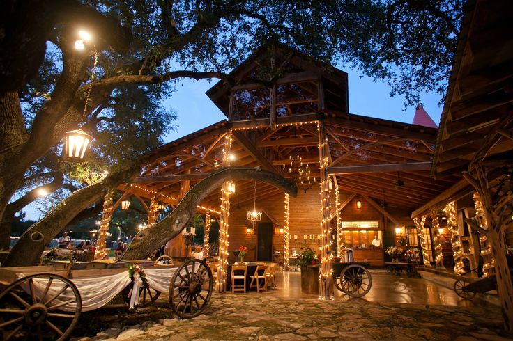 Texas Hill Country Wedding Venues