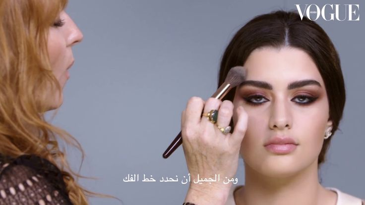 The Ultimate Make-Up Masterclass with Charlotte Tilbury and Rawan BinHus...
