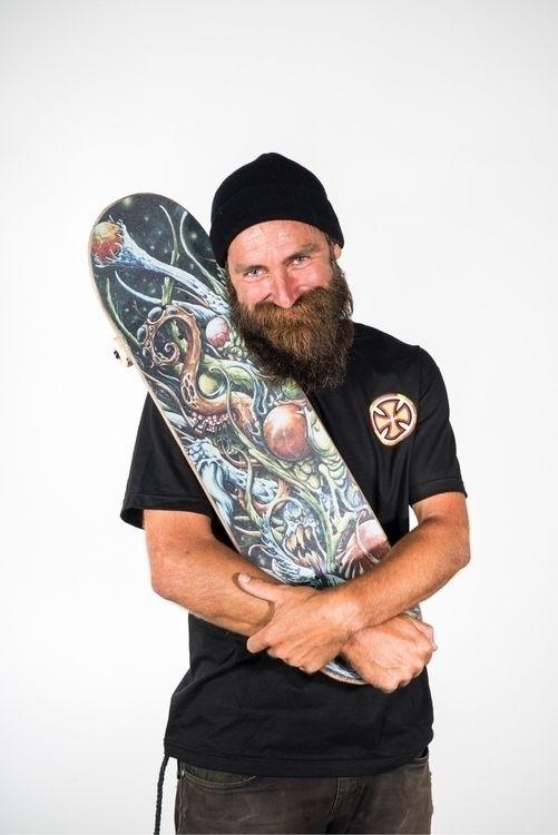 Chris Haslam Mob Grip advertise - keith3po | ello