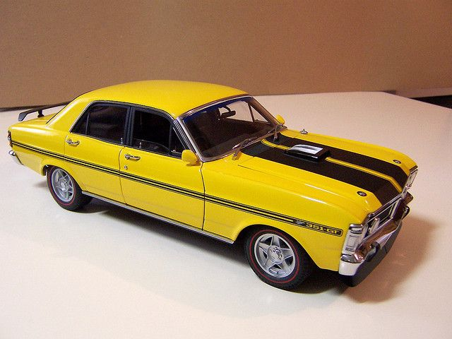 1971 Ford Falcon XY GT-HO yellow glow .3 | Flickr - Photo Sharing!