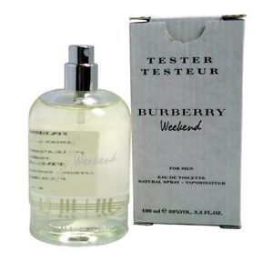 Buy BURBERRY WEEKEND for Men Cologne 3.3 oz / 3.4 oz edt New in Box tester