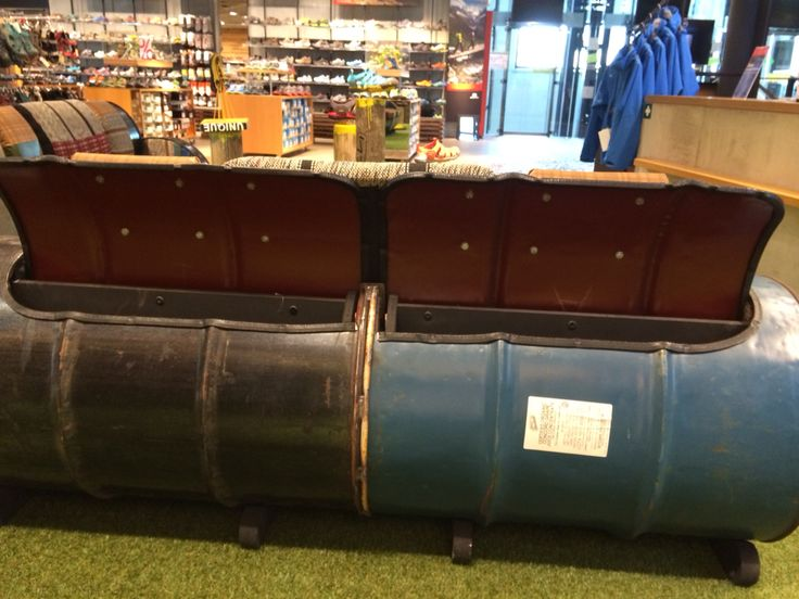 17 Best Images About 55 Gal Drums On Pinterest Drum Table Drums And Wine Barrels