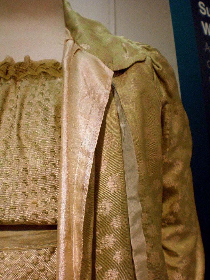 Light Green Silk Pelisse  ca 1807  Bath Fashion Museum71 best Regency Pelisse and Redingotes images on Pinterest  . Bath Fashion Museum Gift Shop. Home Design Ideas
