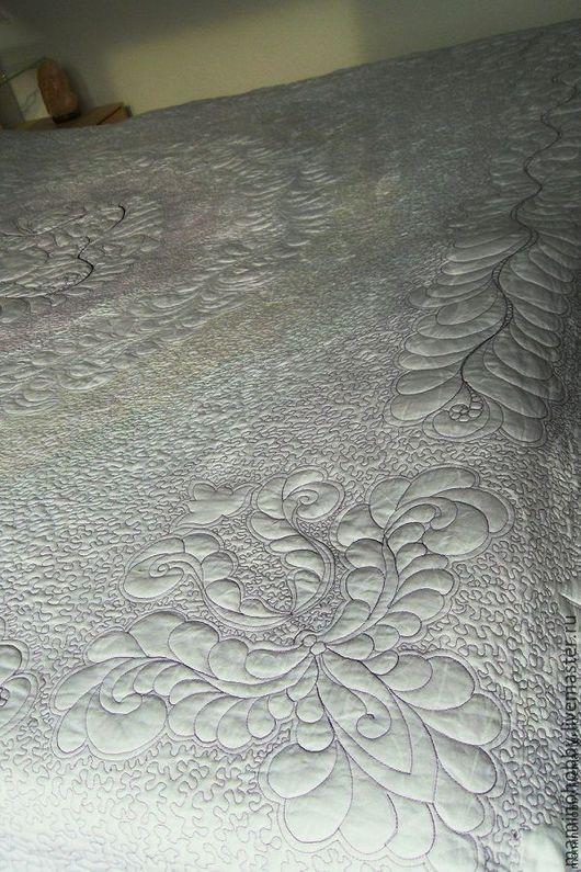 Текстиль, ковры ручной работы. Одеяло стеганое покрывало Опаловый браслет. В светелке (Ткани квилтинг пэчворк). Ярмарка Мастеров.