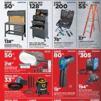 Canadian Tire Red Thursday & Black Friday Flyer Released!  Photo