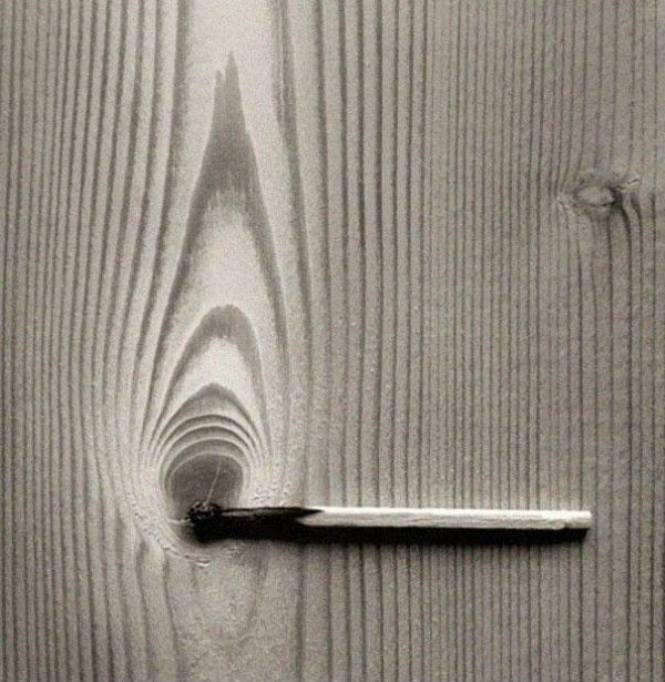 Minimalist Black & White Photography of Optical Illusions by Chema Madoz