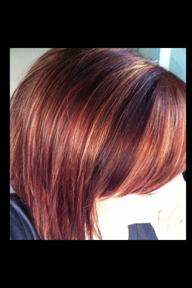 Red Base With Copper Highlights My Work My Passion