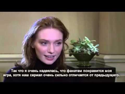 Poldark cast interview Русские субтитры - YouTube