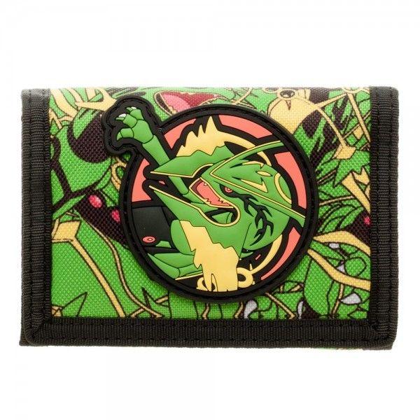 Pokemon Wallet - Rayquaza Velcro @Archonia_US