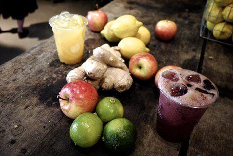 Drick mer frukt och grönsaker – recept på nyttig juice