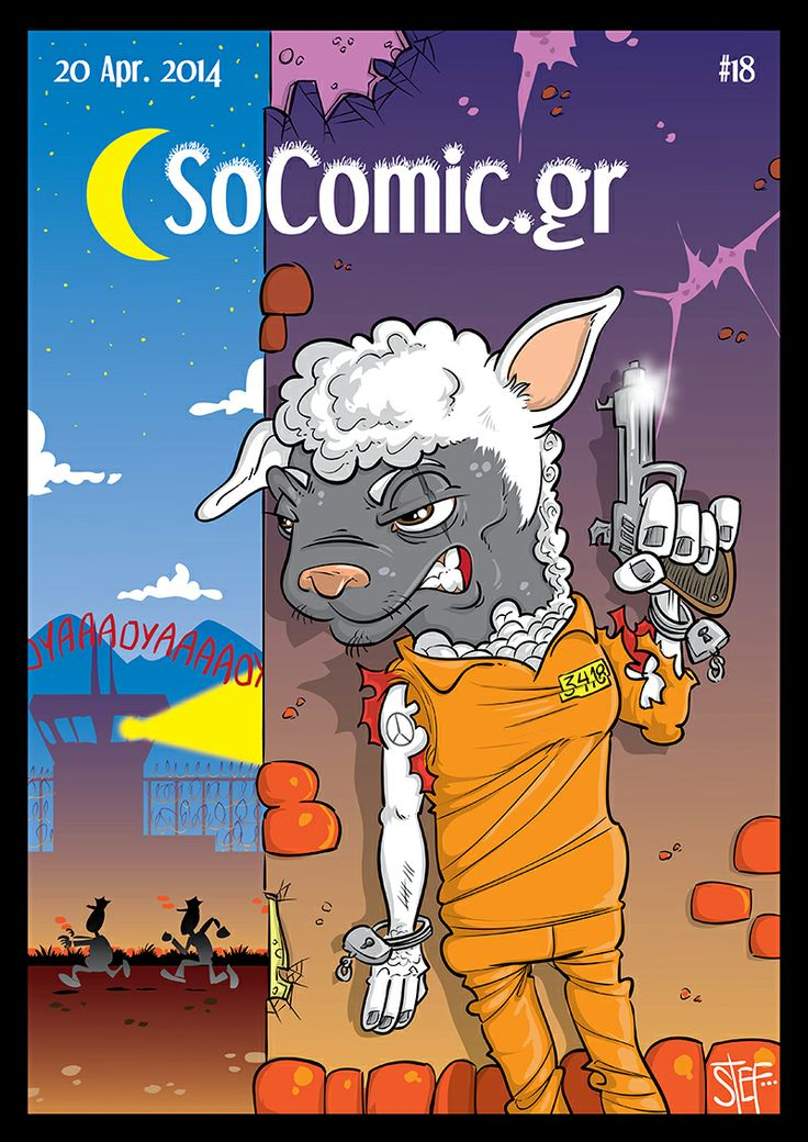 #Stef #SoComic_covers #Easter