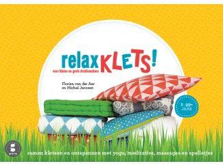 relaxklets | samen met je kind ontspannen: yoga oefeningen, meditaties, massages en spelletjes #relaxklets #mindfull