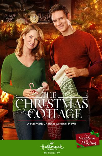The Christmas Cottage - Premieres Saturday, December 9th on the Hallmark Channel