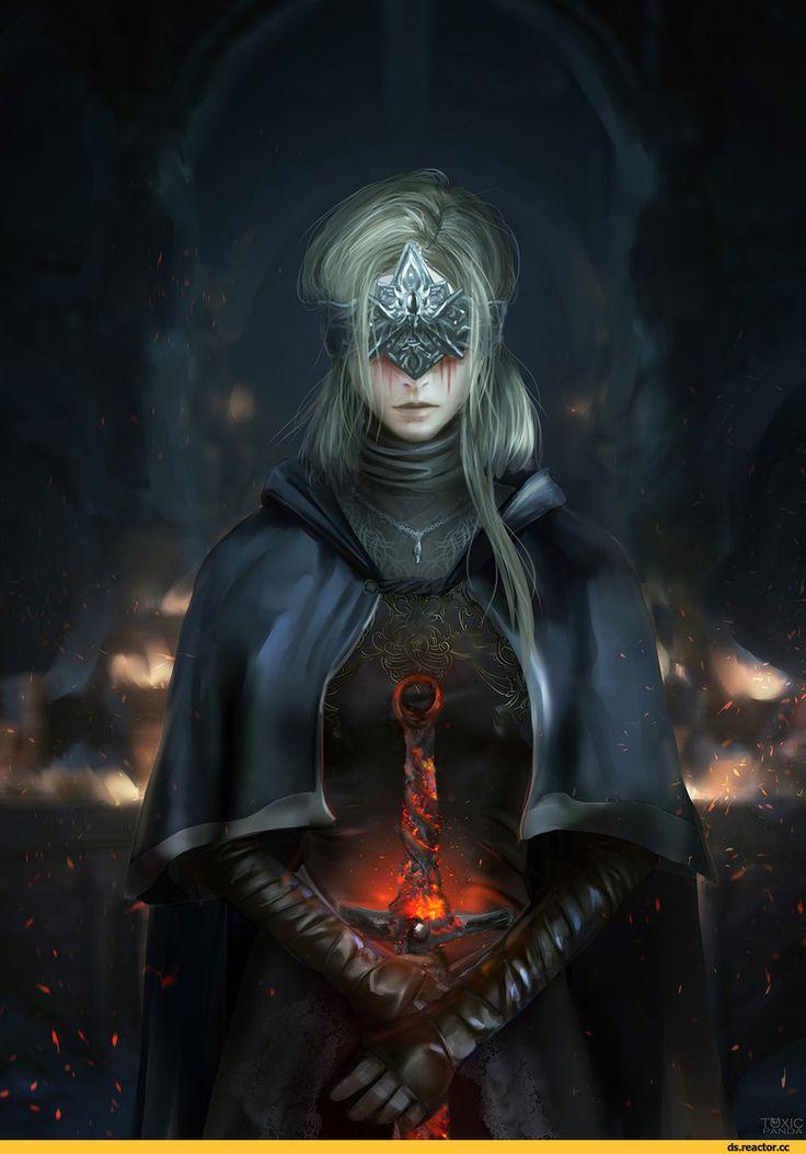 Dark Souls, fandom, DS characters, Fire keeper, DSIII characters, Dark Souls 3
