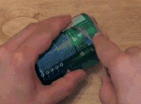 fabriquer rechaud avec canette