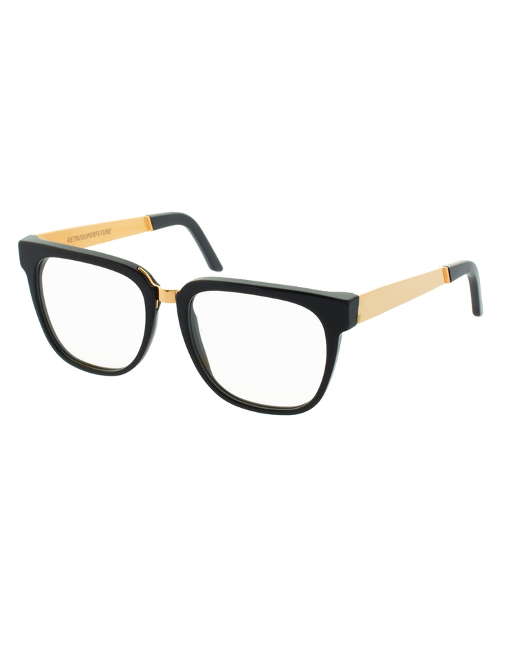 Black And Gold Eyeglass Frames : Jumpsuit With Double Layer Halter Lenses, Black gold and ...