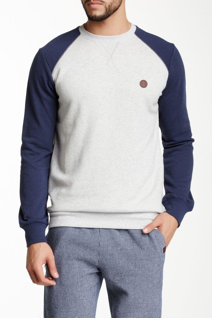 Marshall Artist Two-Tone Sweatshirt