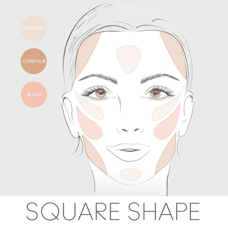 Go from #contour novice to expert by reading our new blog post on how to create a perfectly contoured and highlighted look based on your face shape.