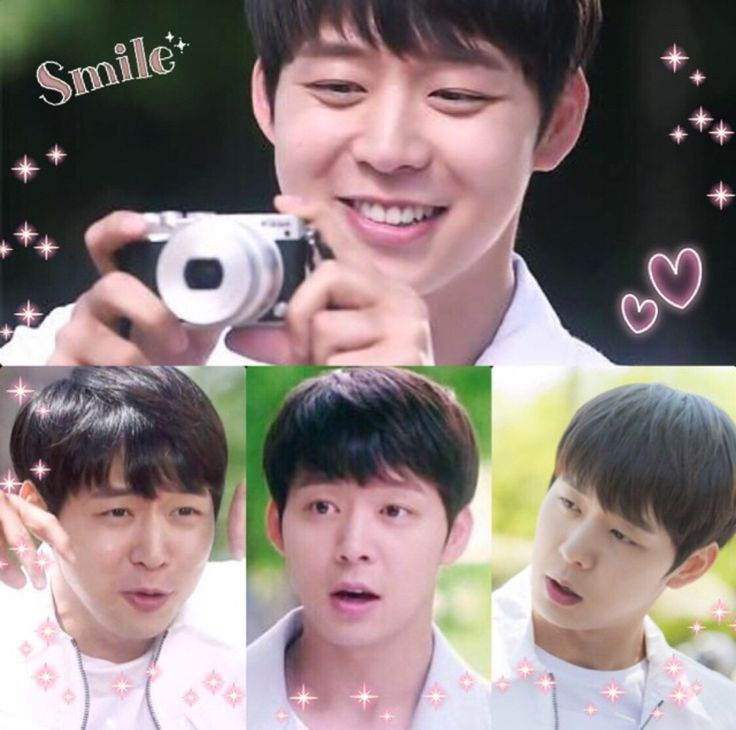All About YU ~ Keep Smiling, Yoochun ❤️ JYJ Hearts
