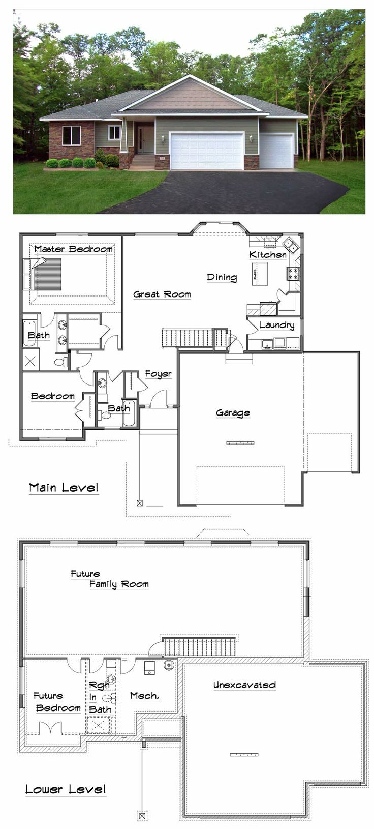 13 best sherco home models images on pinterest custom home sherco construction mn custom home builders the dalton newhomeplans malvernweather Gallery