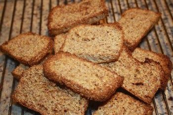 Mincir avec thermomix - Spécial régime DUKAN : Biscottes - DUKAN