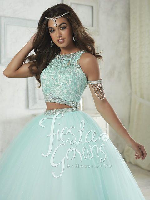 Elegant baby blue two piece quinceanera dresses 2016 ball gown beaded vestidos de 15 anos debutante blush pink sweet 16 dresses
