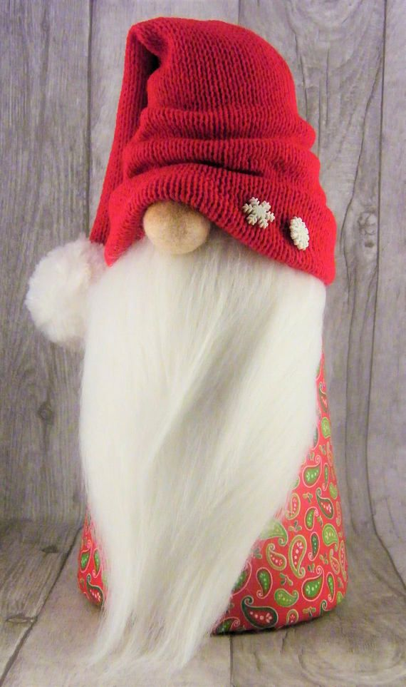 Albrecht Christmas Tomte Gnome Nisse