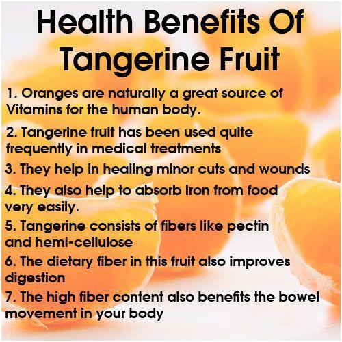 Health Benefits Of Tangerine Fruit   Follow us @ http://pinterest.com/stylecraze/health-and-wellness/  for more updates.