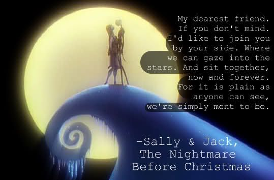 Jack And Sally Quotes - Group