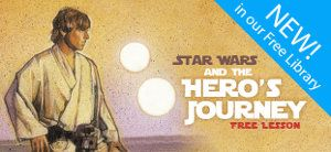 Star Wars and the Hero's Journey Free Lesson Plan