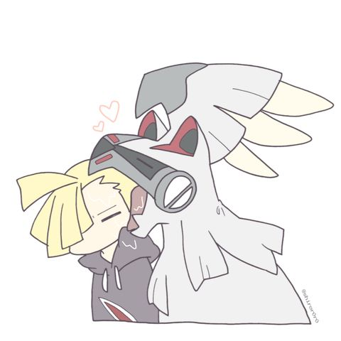 Pokemon Gladion and Silvally